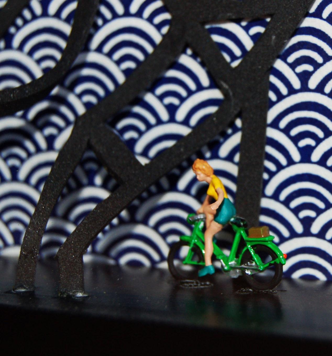 ciclistas detalle pequ