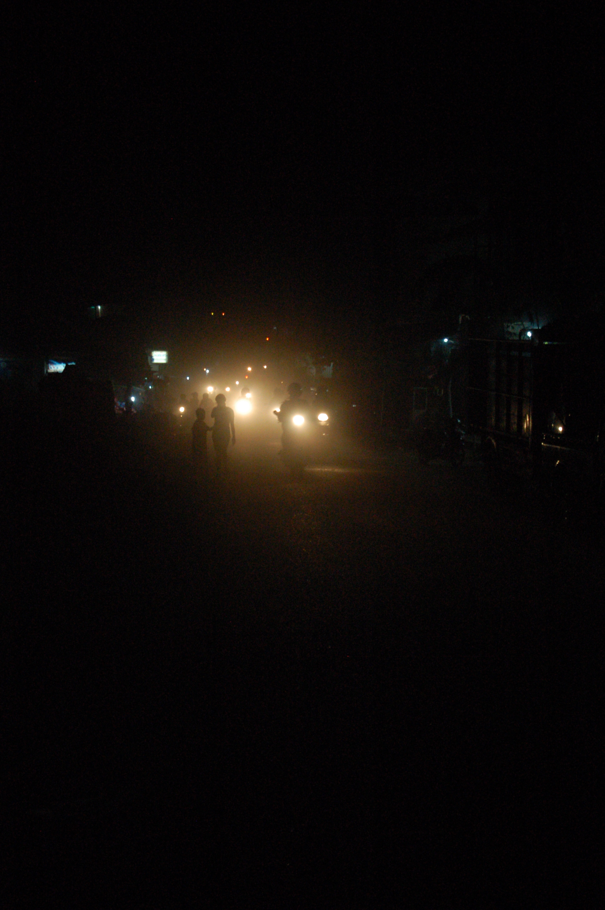 Noche en Labuambajo