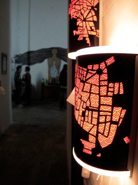 lamparas maps