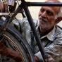 El reparador de bicicletas