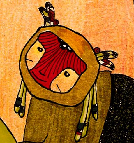 personaje del bosque1